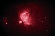 M42-Halpha-mixed-Falschfarben