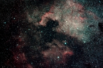 NGC7000 - The North America Nebula