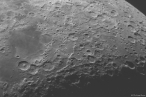 Moon Closeup