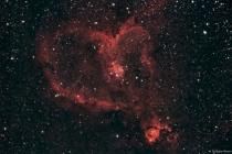 Heart Nebula 3h